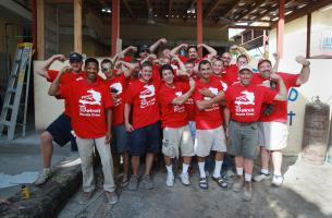 Detroit Muscle Crew and Medical Staff Head to Haiti