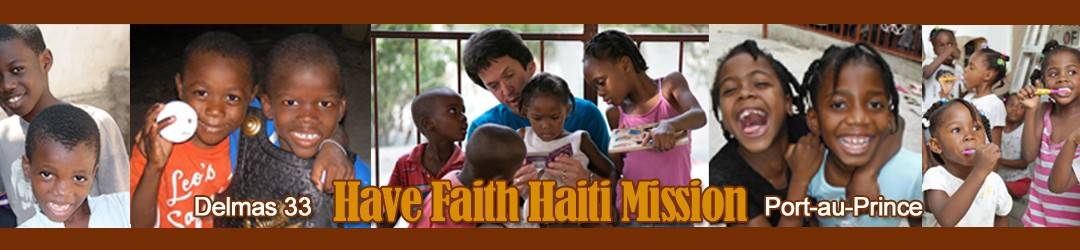 Connect 4 Tournament Heats Up at Have Faith Haiti