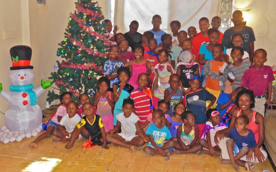 Dispatch from Haiti: Happy Holidays [Photos]