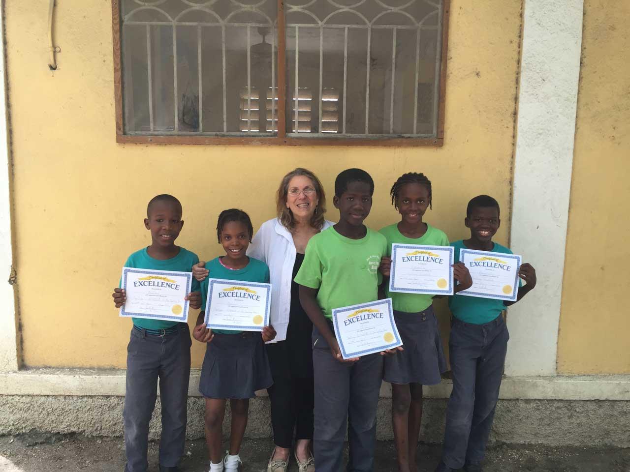 Have Faith Haiti Spelling Bee April 2016 -2