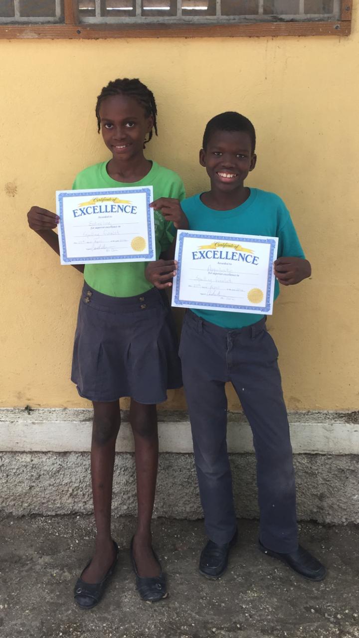 Have Faith Haiti Spelling Bee April 2016 -3