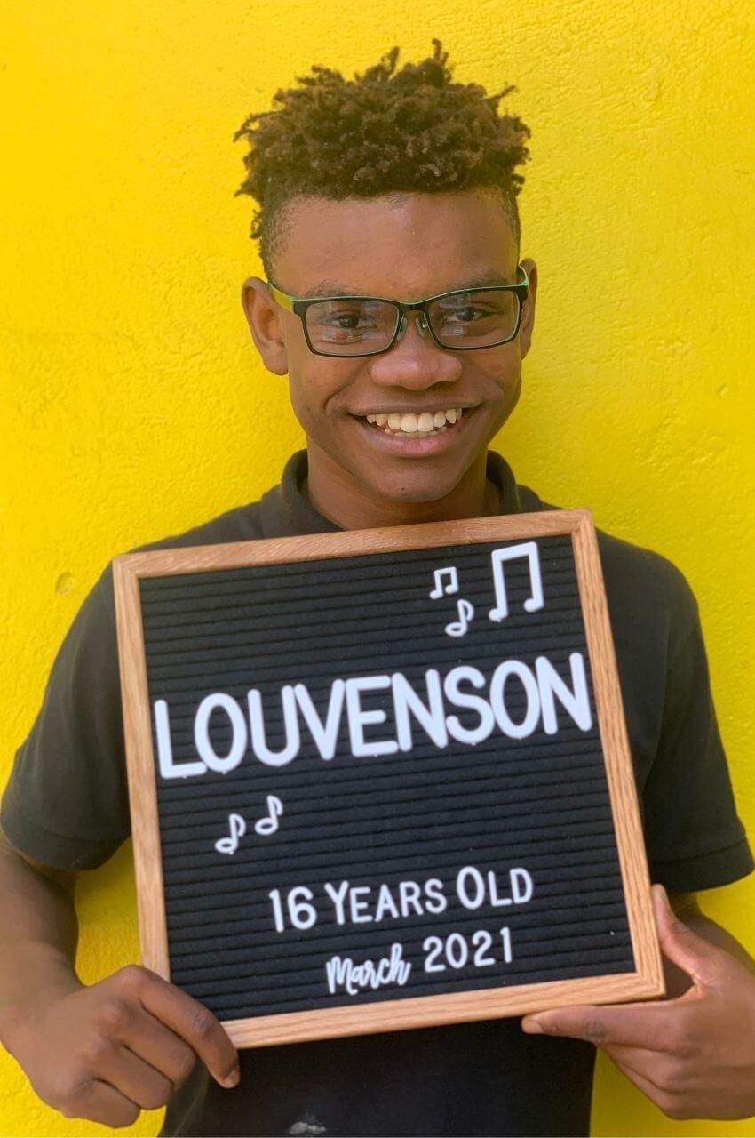 Louvenson