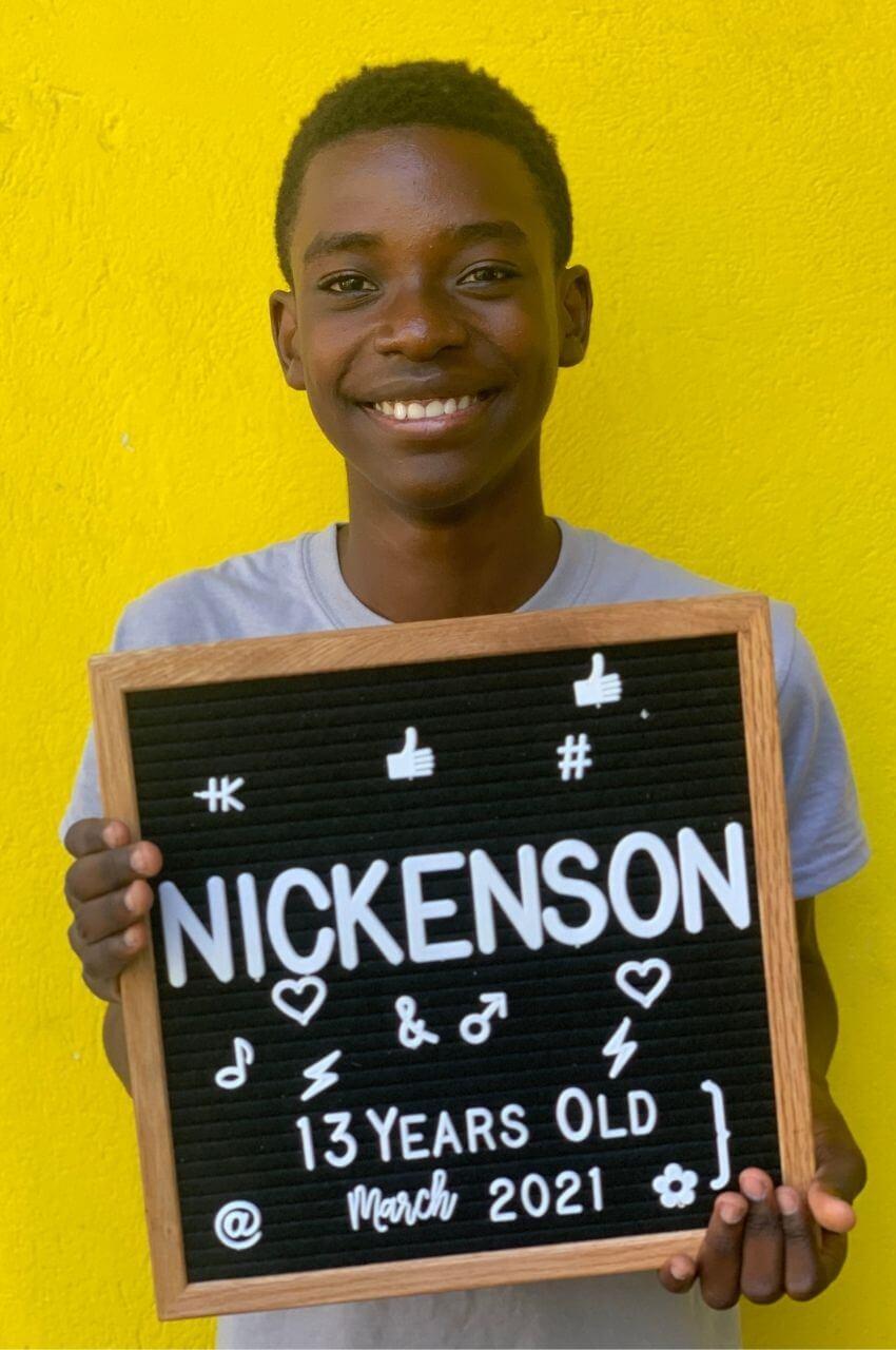Nickenson