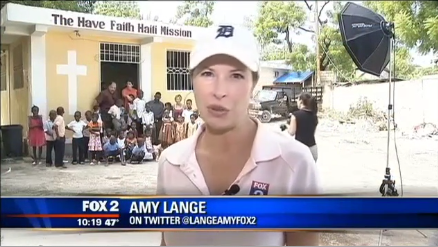 Two-Part Report from Fox2 News on Have Faith Haiti