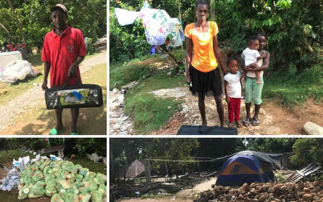 News from Haiti after Saturday's Earthquake // UPDATES
