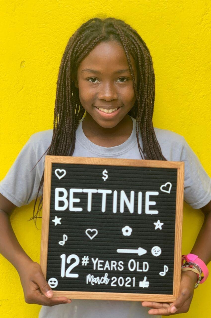 Bettinie