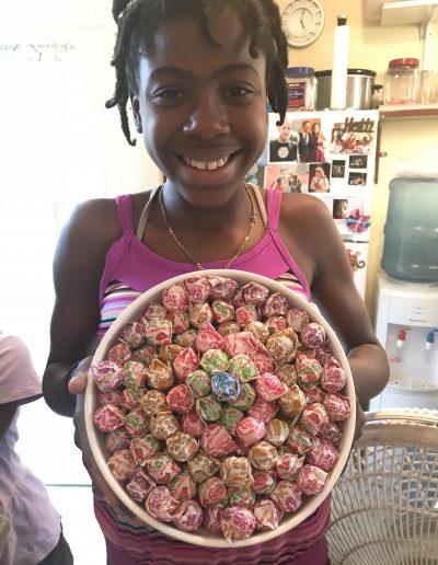 bianka lollipop arranging