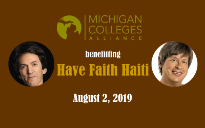 Michigan Colleges Alliance Presents Mitch Albom & Special Friends