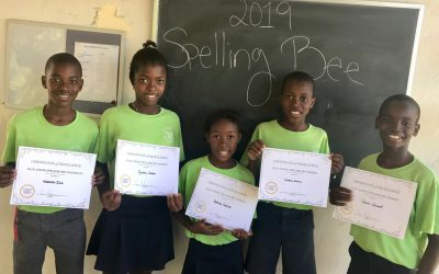 The Spelling Bee Turns Six